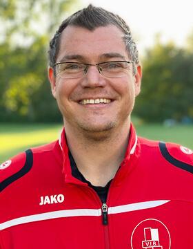 Nachwuchstrainer Dominik Patermann | VfB Oberweimar