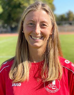 Frauentrainerin Stephanie Vopel | VfB Oberweimar
