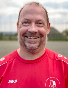 Nachwuchstrainer Andreas Kuhn | VfB Oberweimar