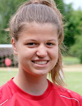 Juniorinnentrainerin Hannah Winkler | VfB Oberweimar