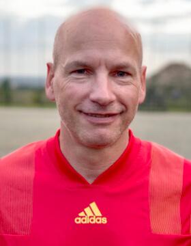 Nachwuchstrainer Lutz Schwabe | VfB Oberweimar