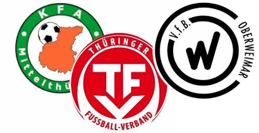 KFA Mittelthüringen und VfB Oberweimar veranstalten Kinderfußballfestival