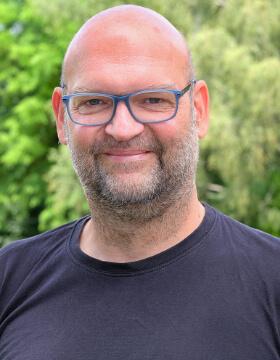 Nachwuchstrainer Christof Rauber | VfB Oberweimar