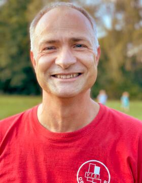 Nachwuchstrainer Dirk Höhne | VfB Oberweimar