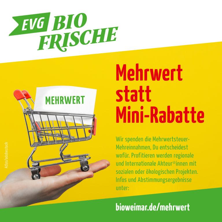 Mehrwert statt Mini-Rabatte - 790 € für unsere Vereinskasse! | VfB Oberweimar