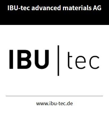 IBU-tec advanced materials AG - ein neuer Sponsor für den VfB Oberweimar