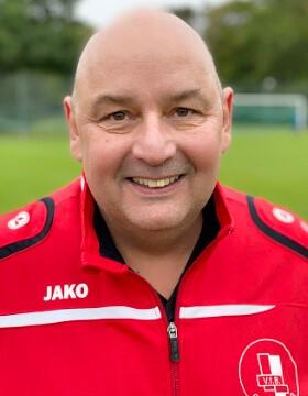 Nachwuchstrainer Jürgen Arnold | VfB Oberweimar