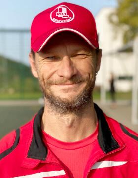 Nachwuchstrainer Kai Zinecker | VfB Oberweimar