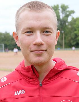Nachwuchstrainer Malte Hüser | VfB Oberweimar