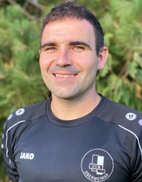 Nachwuchstrainer Martin Güttig | VfB Oberweimar