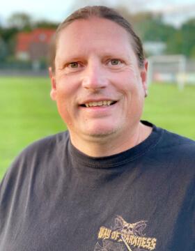 Juniorinnentrainer Matthias Krause | VfB Oberweimar