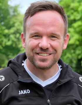 Nachwuchstrainer Michael Wenk | VfB Oberweimar
