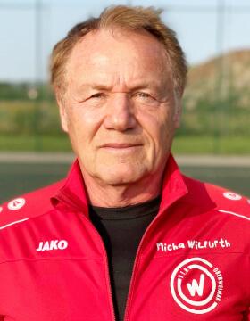 Nachwuchstrainer Michael Willfurth | VfB Oberweimar