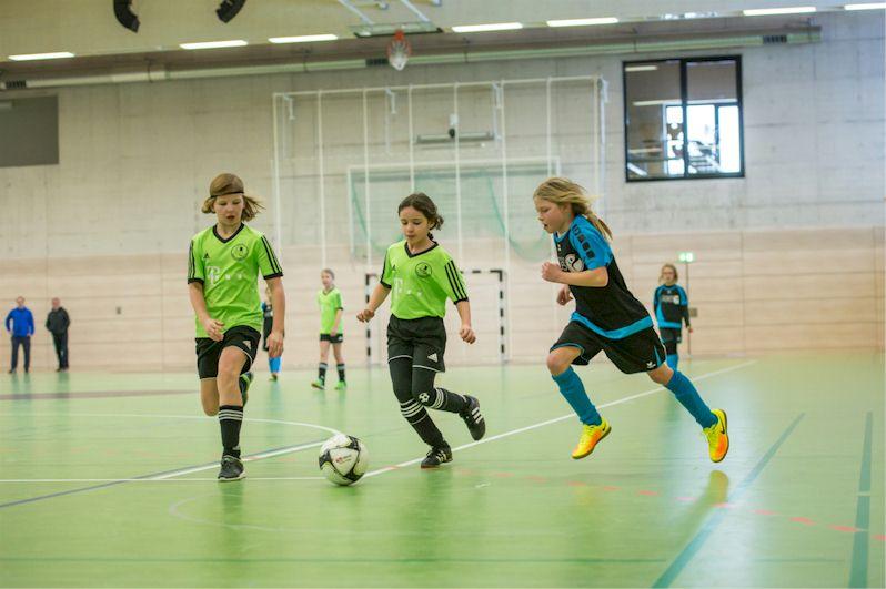 Mädchenfußball beim VfB Oberweimar