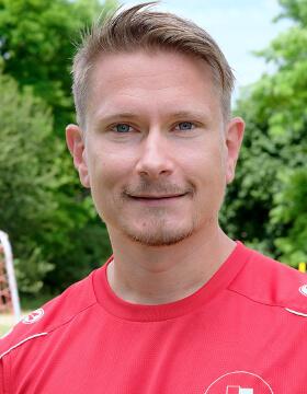 Juniorinnen-Trainer Tobias Dübler | VfB Oberweimar