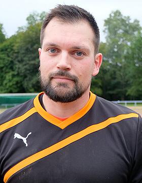 Torwarttrainer Tobias Rübe | VfB Oberweimar