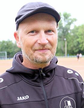 Nachwuchstrainer Uwe Hoffmann | VfB Oberweimar