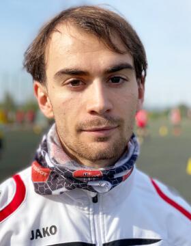 Nachwuchstrainer Wilhelm Rauch | VfB Oberweimar
