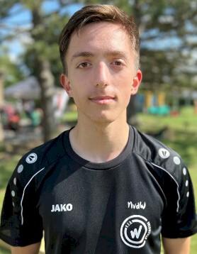 Nachwuchstrainer Marko von der Weth
