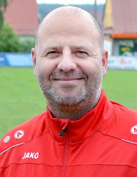 Nachwuchstrainer Mirko Schumacher | VfB Oberweimar