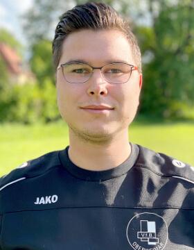 Co-Trainer der G-Junioren Philip Töpfer