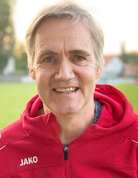Mannschaftsbetreuer Bernd Hausmann   VfB Oberweimar