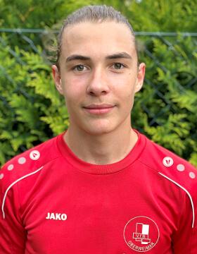 Nachwuchstrainer Johannes Kuhn