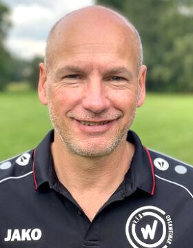 Nachwuchstrainer Lutz Schwabe   VfB Oberweimar