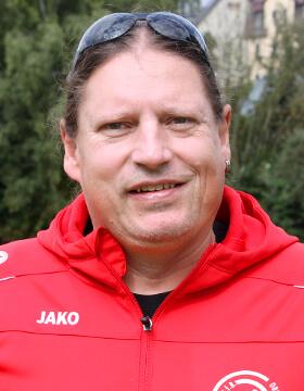 Juniorinnentrainer Matthias Krause   VfB Oberweimar
