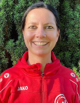 Fitnesstrainerin Yvonne Gerstmann